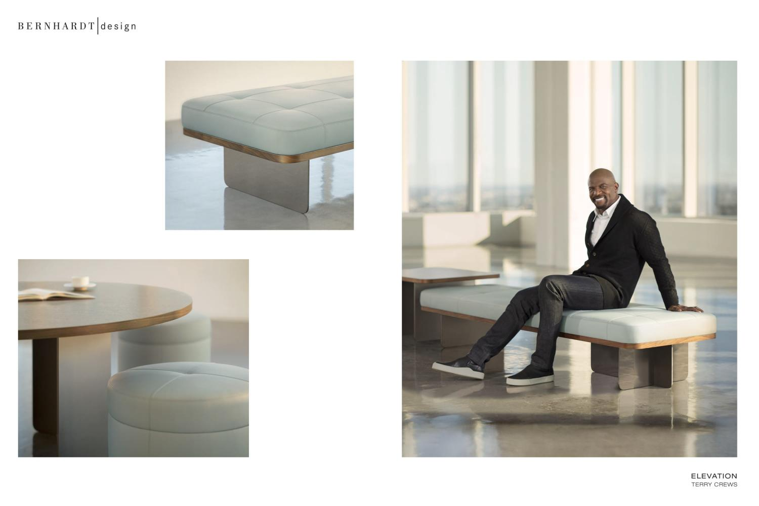 Bernhardt Design - Terry Crews